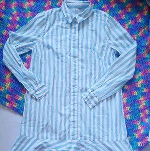 Asos Blue Casual Dress US Size 4
